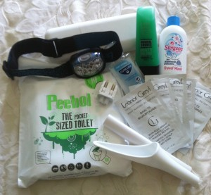 A few vital things for the woman on her travels