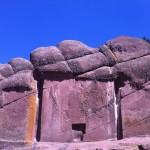Door to Higher Consciousness at Aramu Muru, Peru