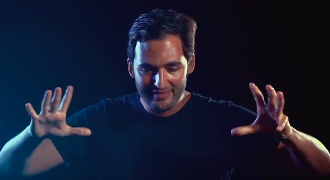 'Experiences Change Our Biology – We Are As Gods', says Jason Silva