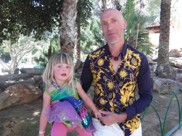 Fairies in Ibiza